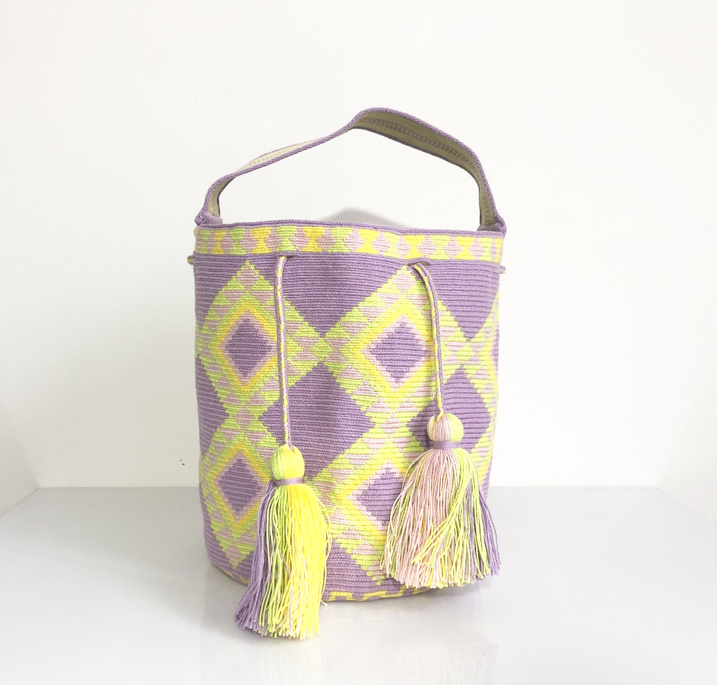 ワユーバッグ(Wayuu bag) Exclusive line Mサイズ