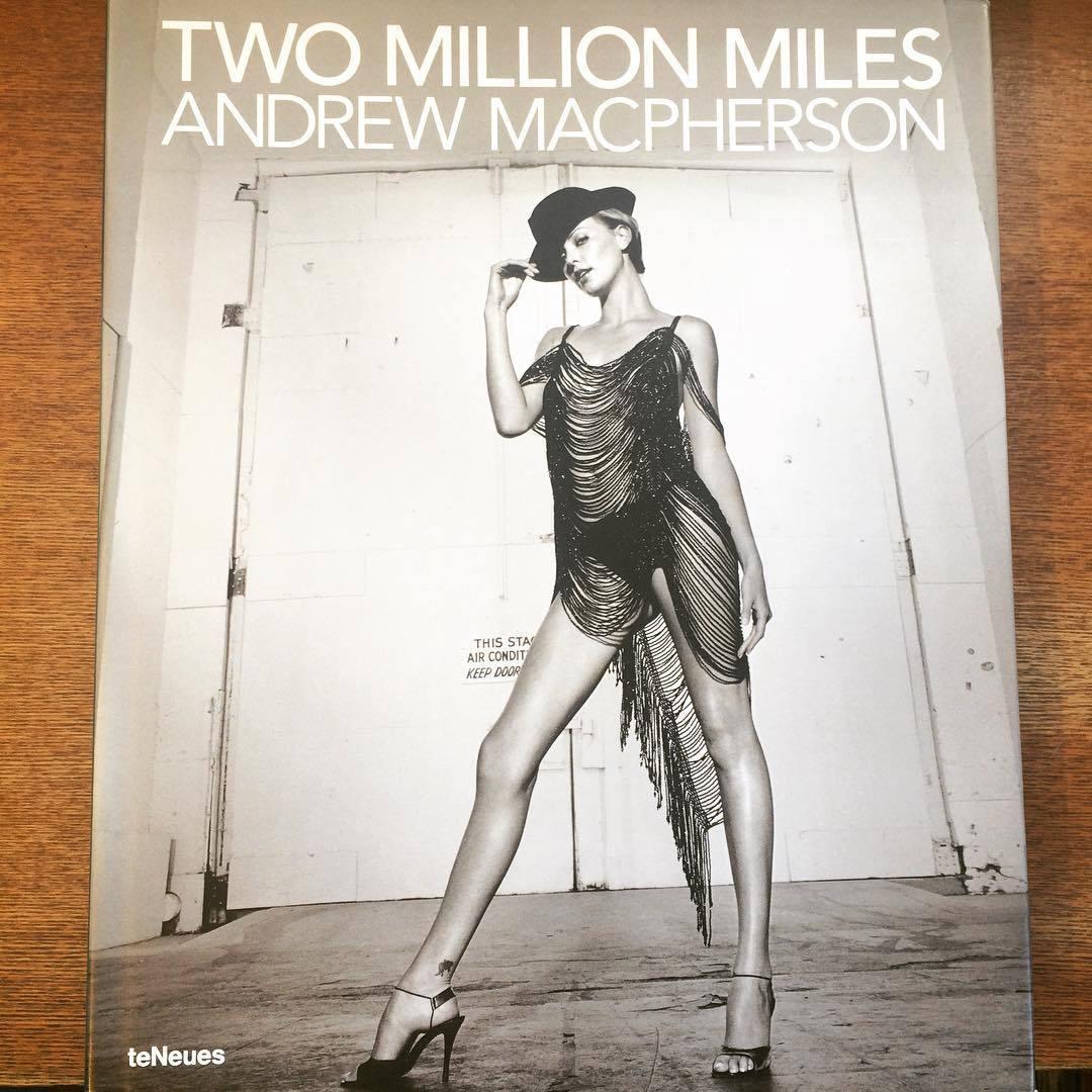 アンドリュー・マクファーソン写真集「Two Million Miles/Andrew MacPherson」 - 画像1