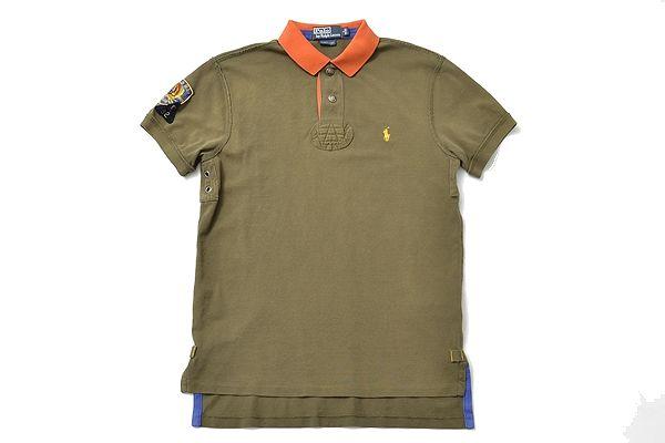 POLO Ralph Lauren sizeM R.L army shirt