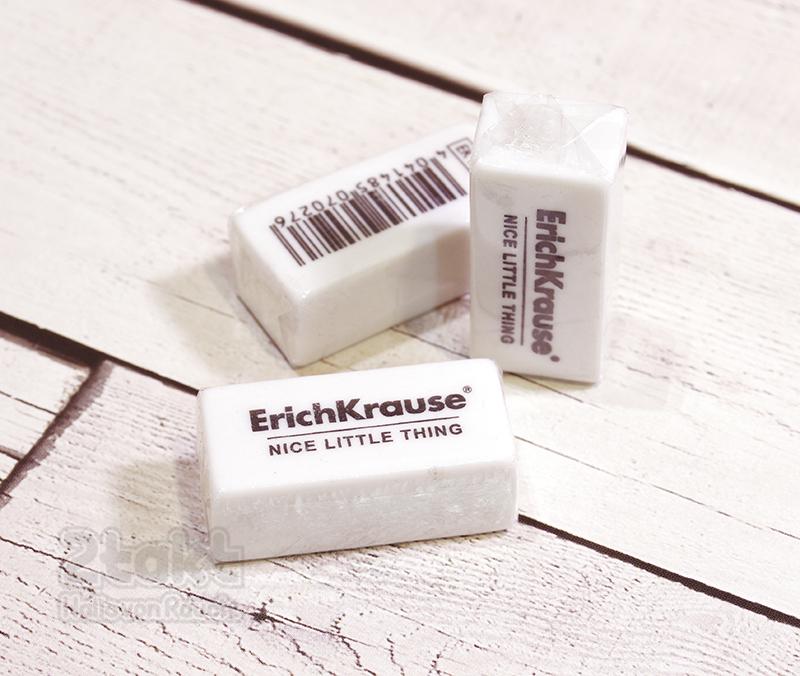 """ErichKrause エリッククラウス / 消しゴム """"NICE LITTLE THING"""""""