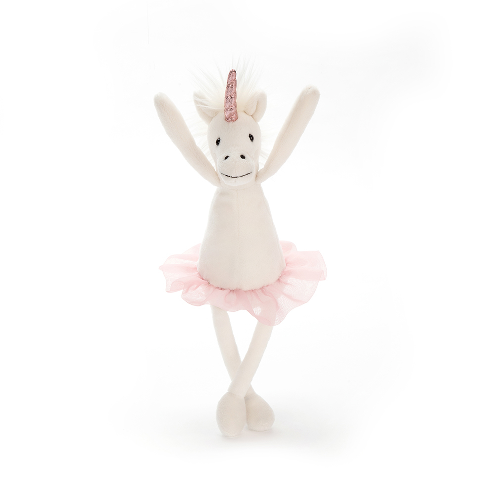 Dancing Darcey Unicorn Small_DDS6U