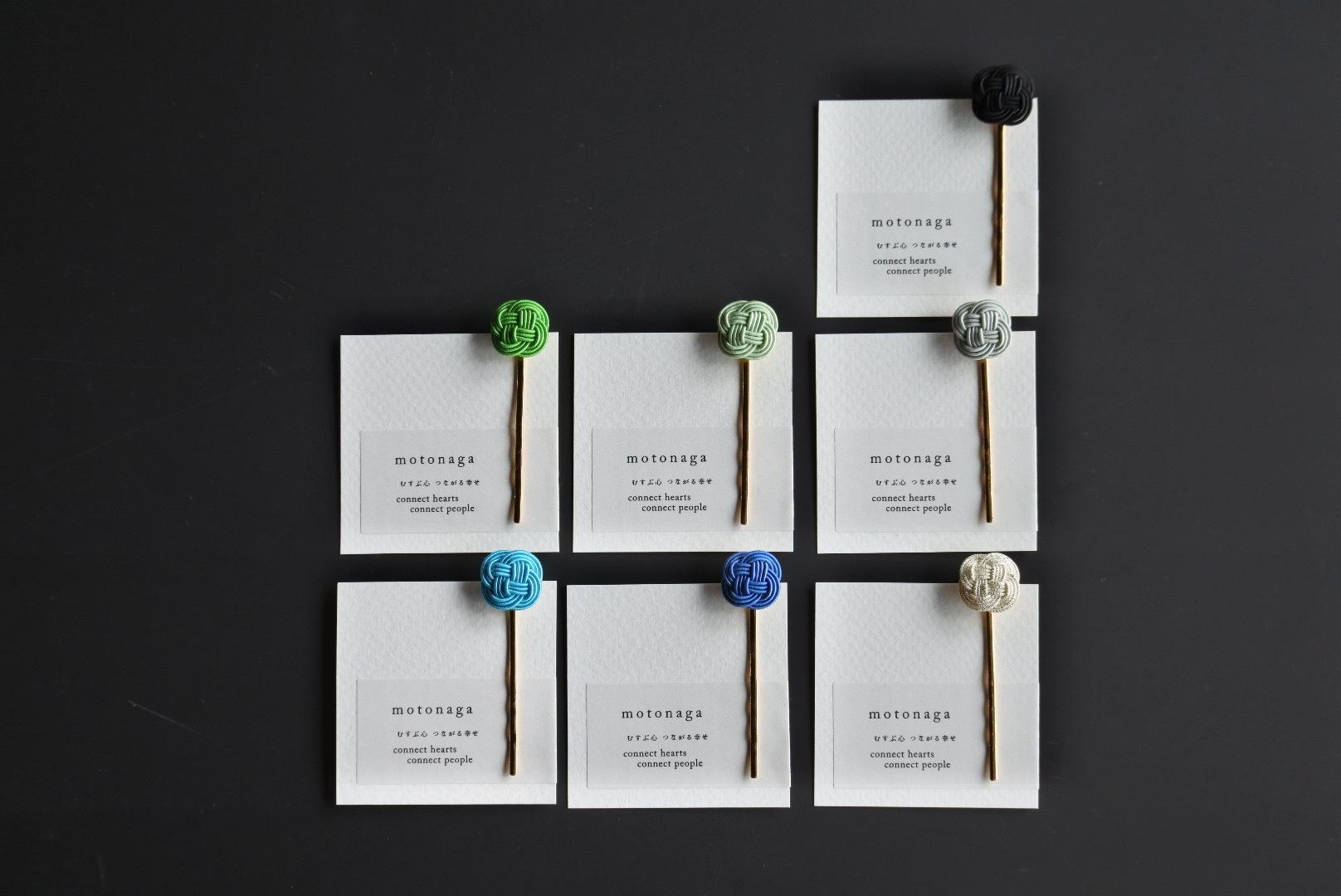 motonaga 菜の花ヘアピン [七色]