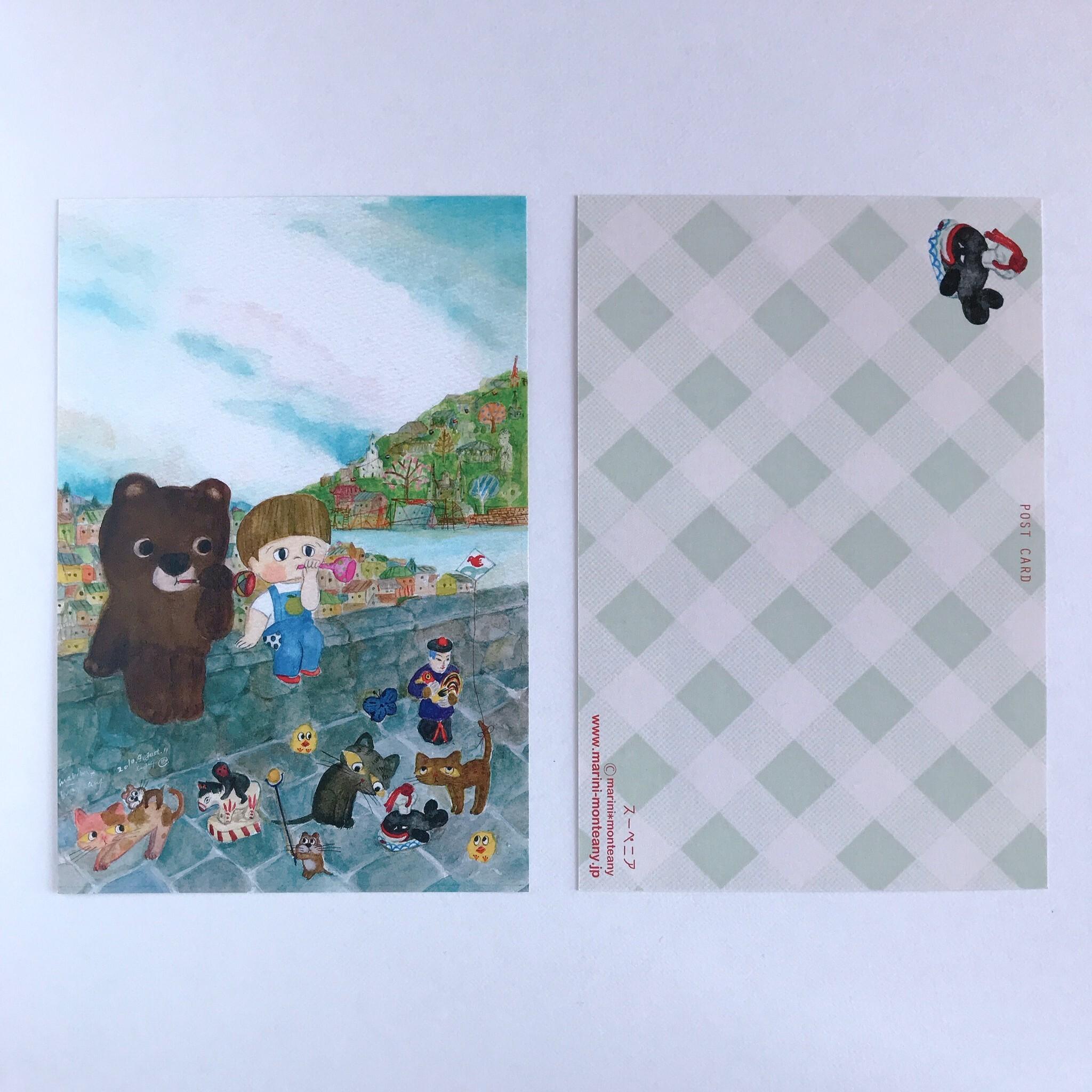POST CARD「スーベニア」no.119