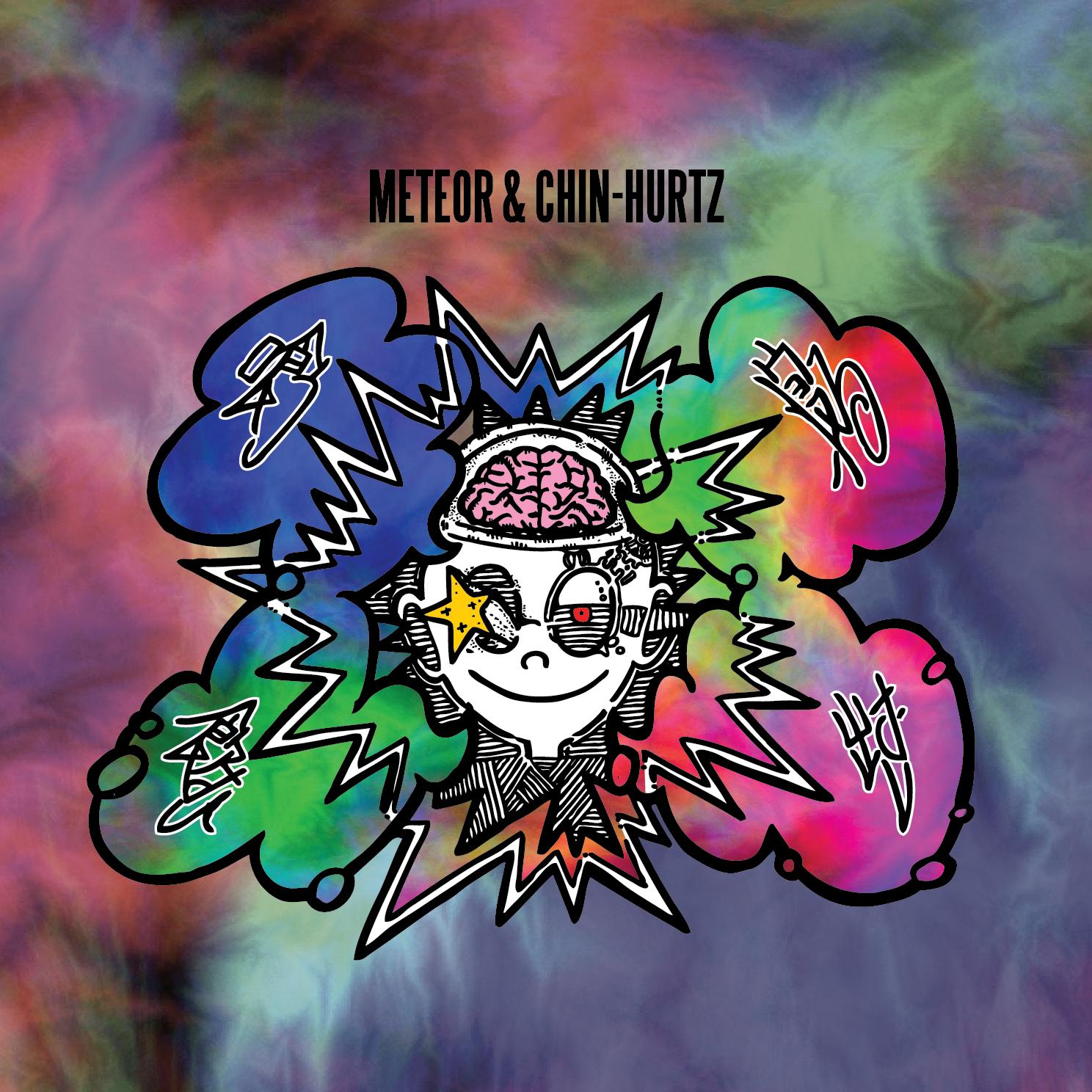 [CD] METEOR&CHIN-HURTZ / 喰う寝る飲む出す