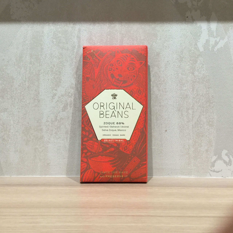 【ORIGINAL BEANS/オリジナルビーンズ】ZOQUE ソケ88%