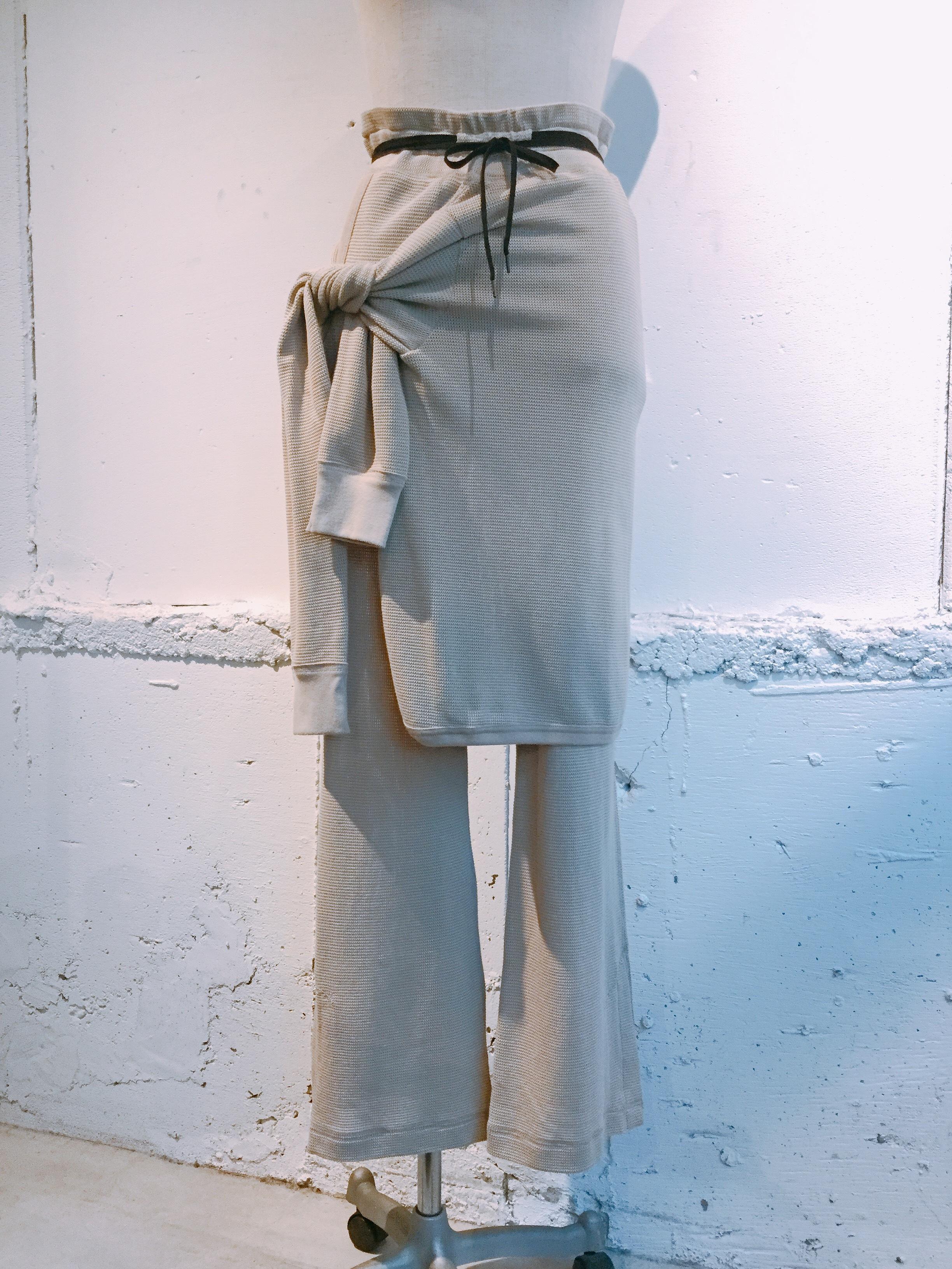 NAIFE Layered mesh pants
