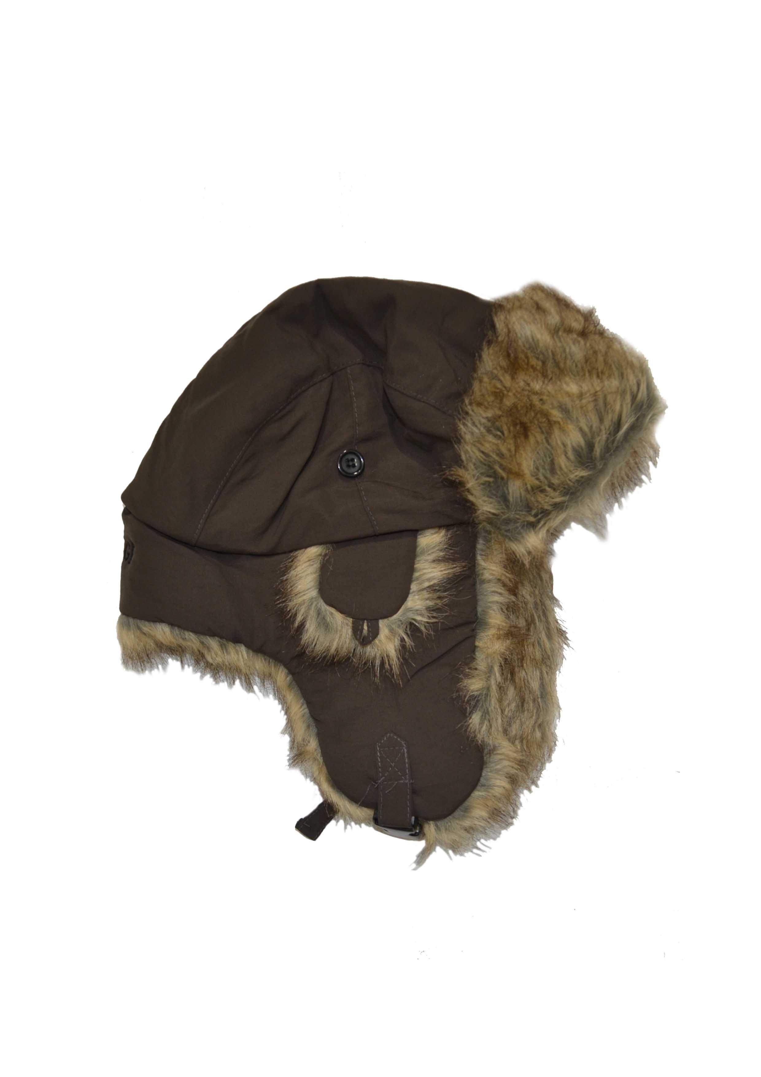 Trapper hat Olive