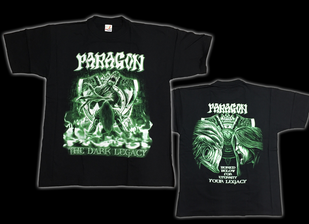 "PARAGON ""The Dark Legacy""正規品 Tシャツ"