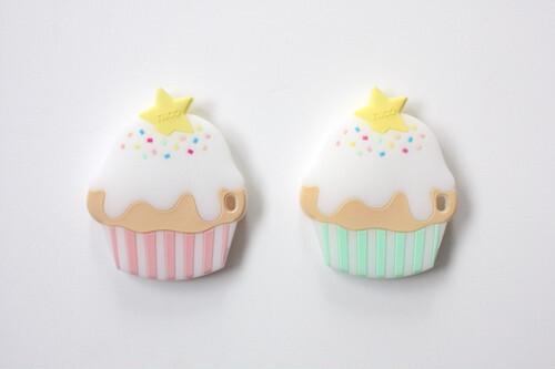 nico(ニコ) 歯固め カップケーキ 香水 カメラ【全3種類】