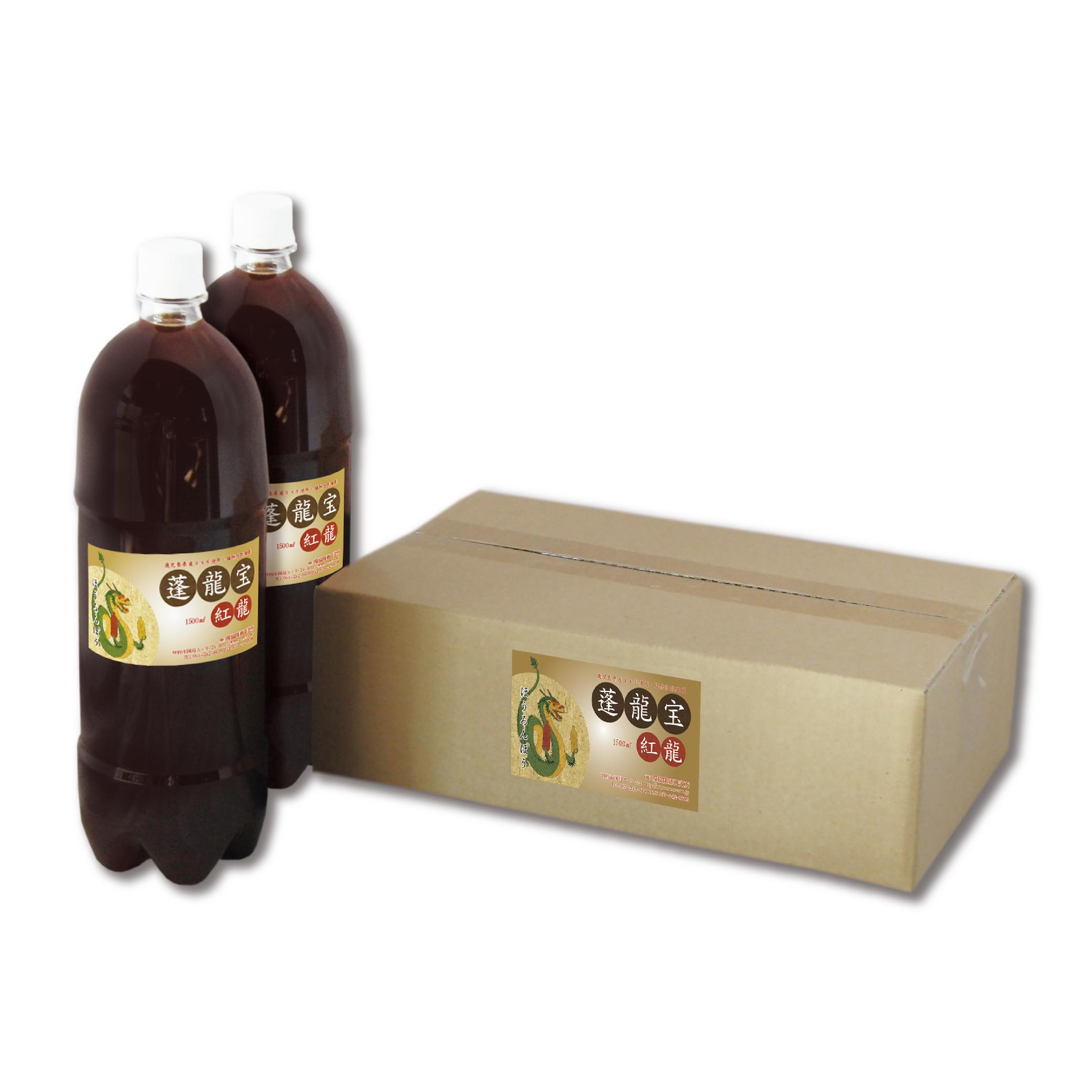 蓬乳酸菌液ホウロンポウ 1.5 liter2本箱入り