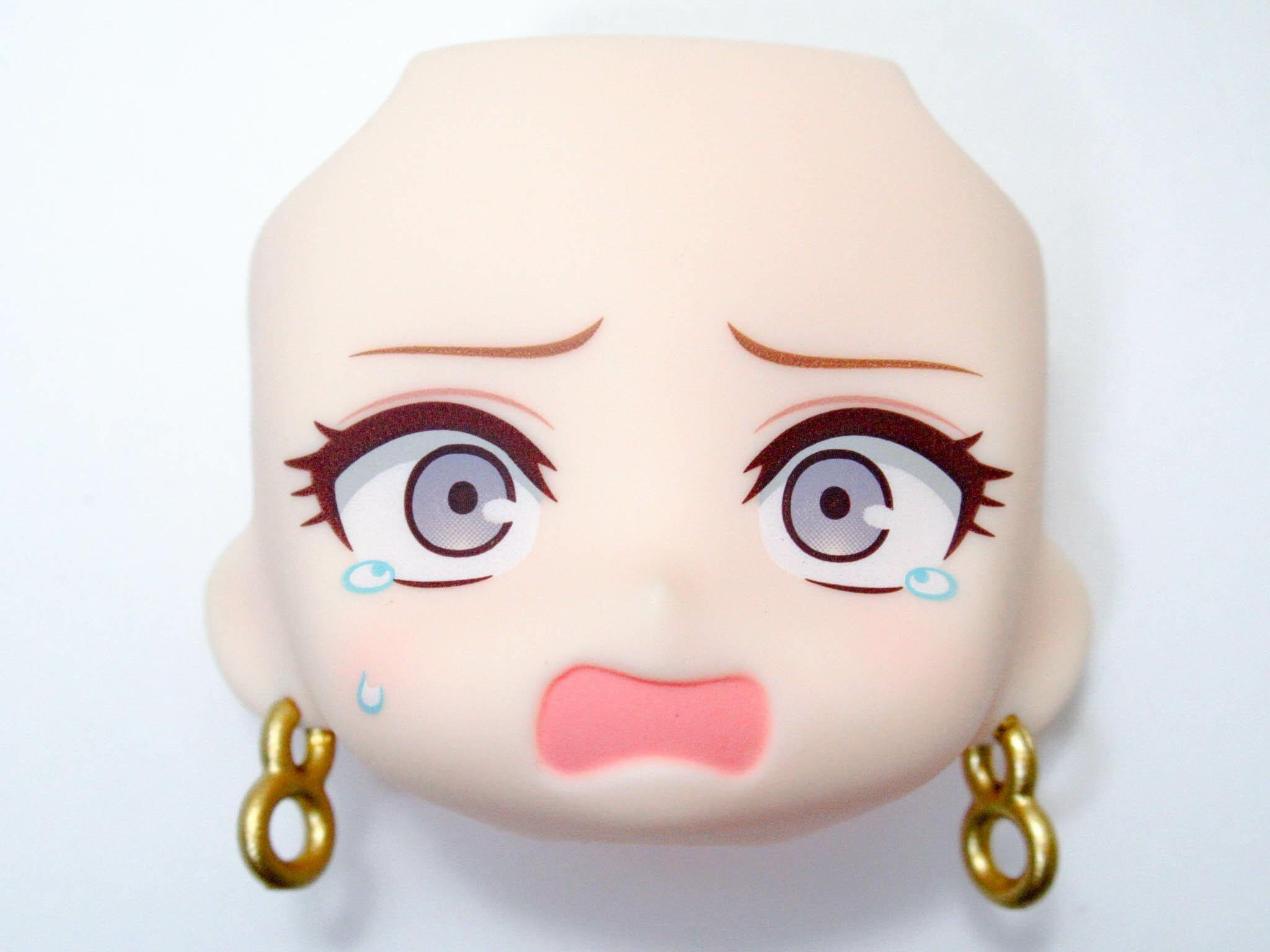 【1016】 ランサー/エレシュキガル  顔パーツ 泣き顔 ねんどろいど