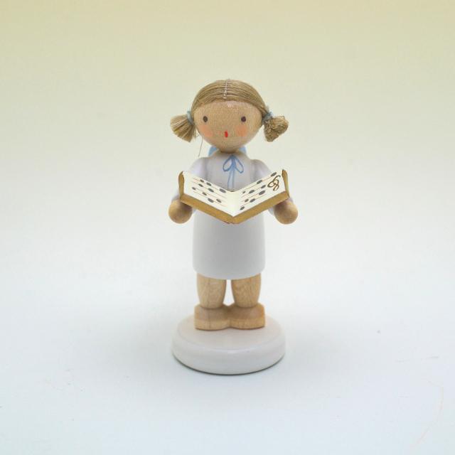 フラーデ 天使と楽譜