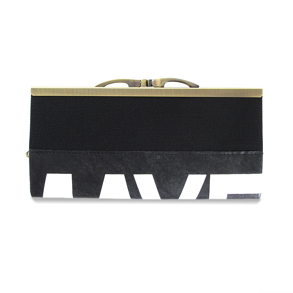 Frame Purse Long Wallet / GWB-0021