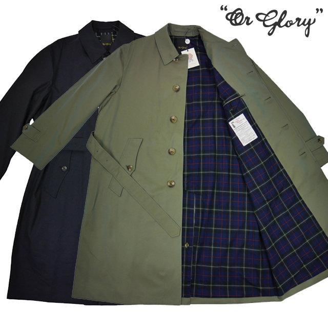 Balmacaan Long Coat 【OR GLORY】