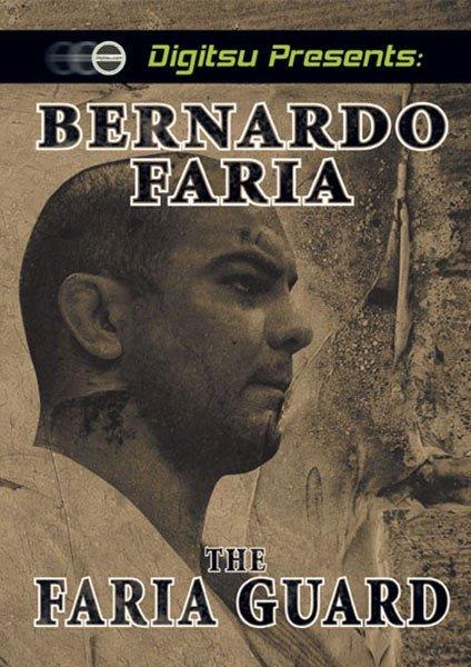 ファリアガード ベルナルド・ファリア ザ・ファリアガード DVD2枚組|ブラジリアン柔術テクニック教則DVD