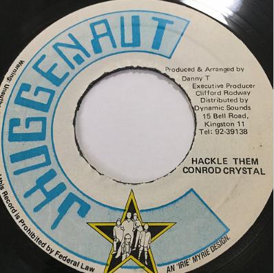 Conrod Crystal(コンラドクリスタル) - Hackle Them【7'】