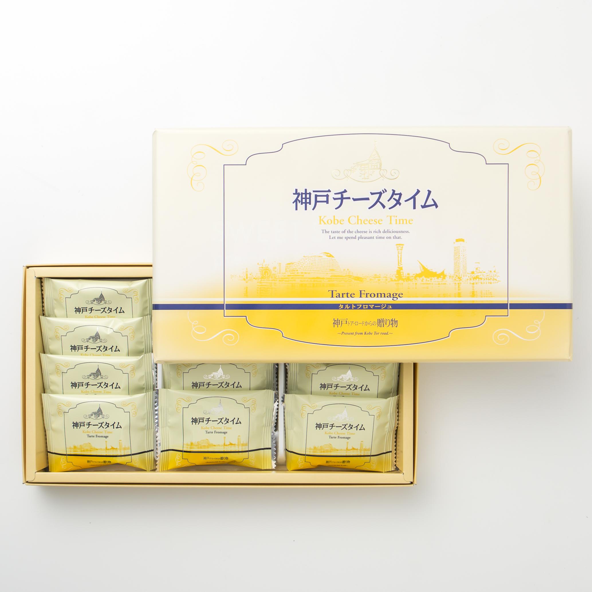 神戸チーズタイム 12枚入り
