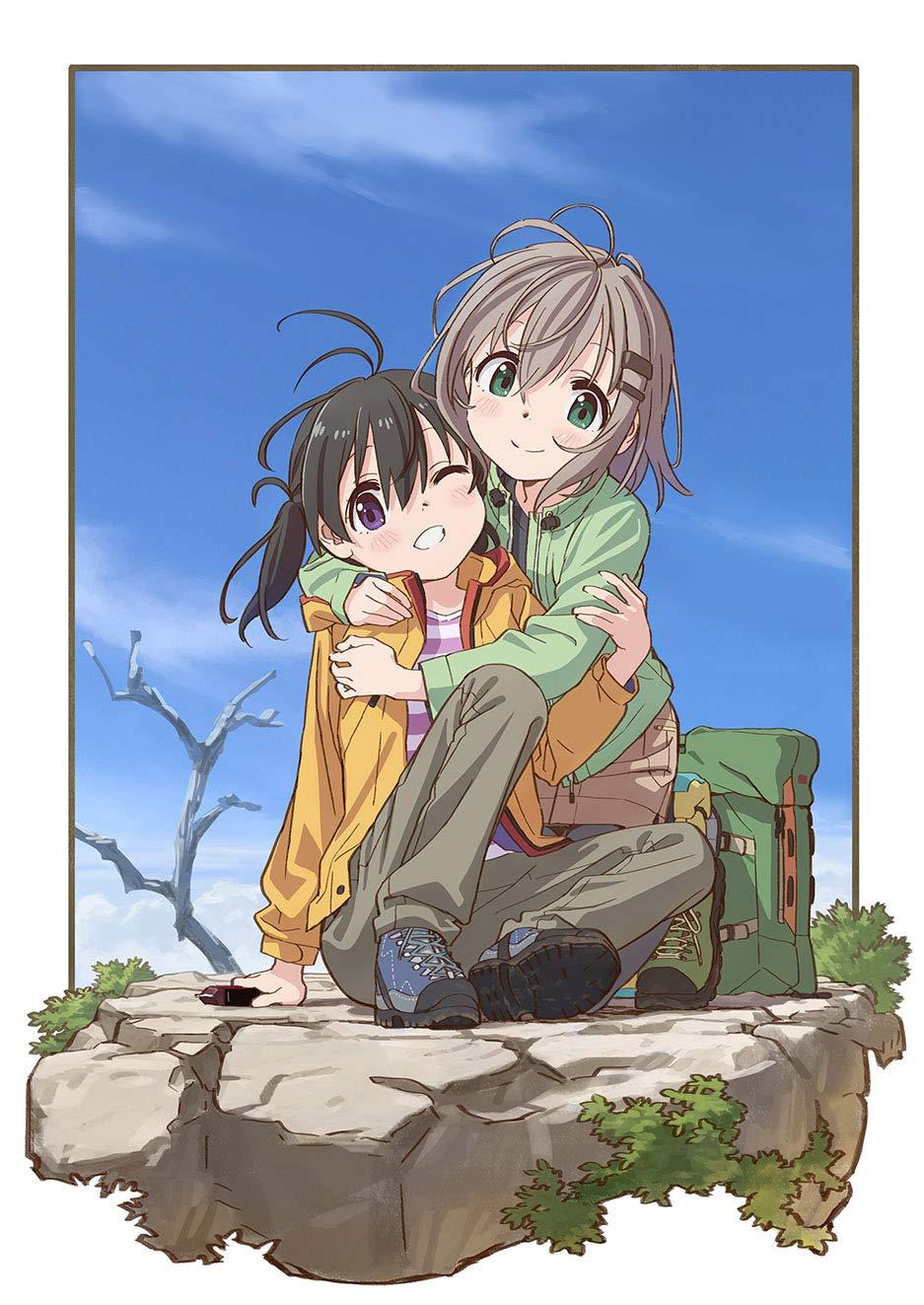 SMIB032_ヤマノススメ サードシーズン 3巻(Blu-ray)