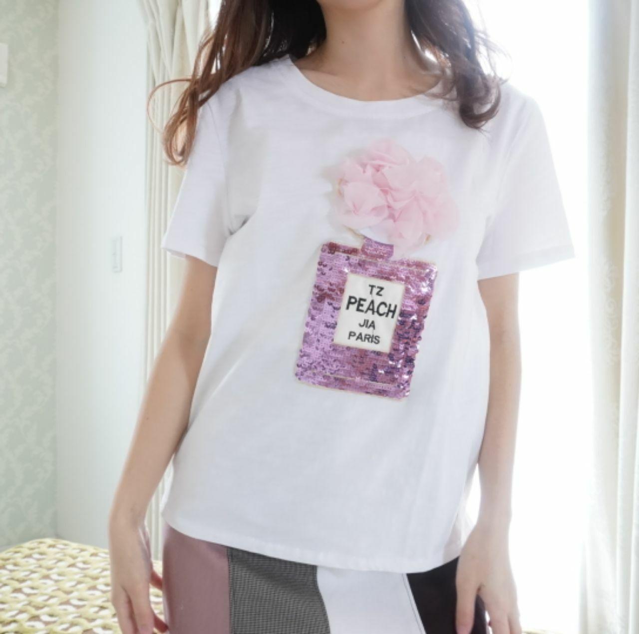 パフュームTシャツ