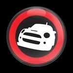 ゴーバッジ(ドーム)(CD0382 - MINI OWNERSCLUB RED 02) - 画像1