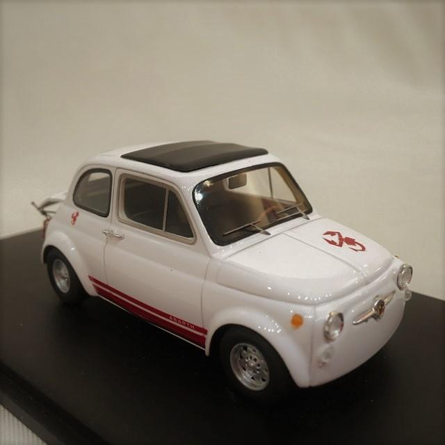 Fiat Abarth 695 SS Assetto Corsa 1/43 【spark model】【税込価格】【送料無料】