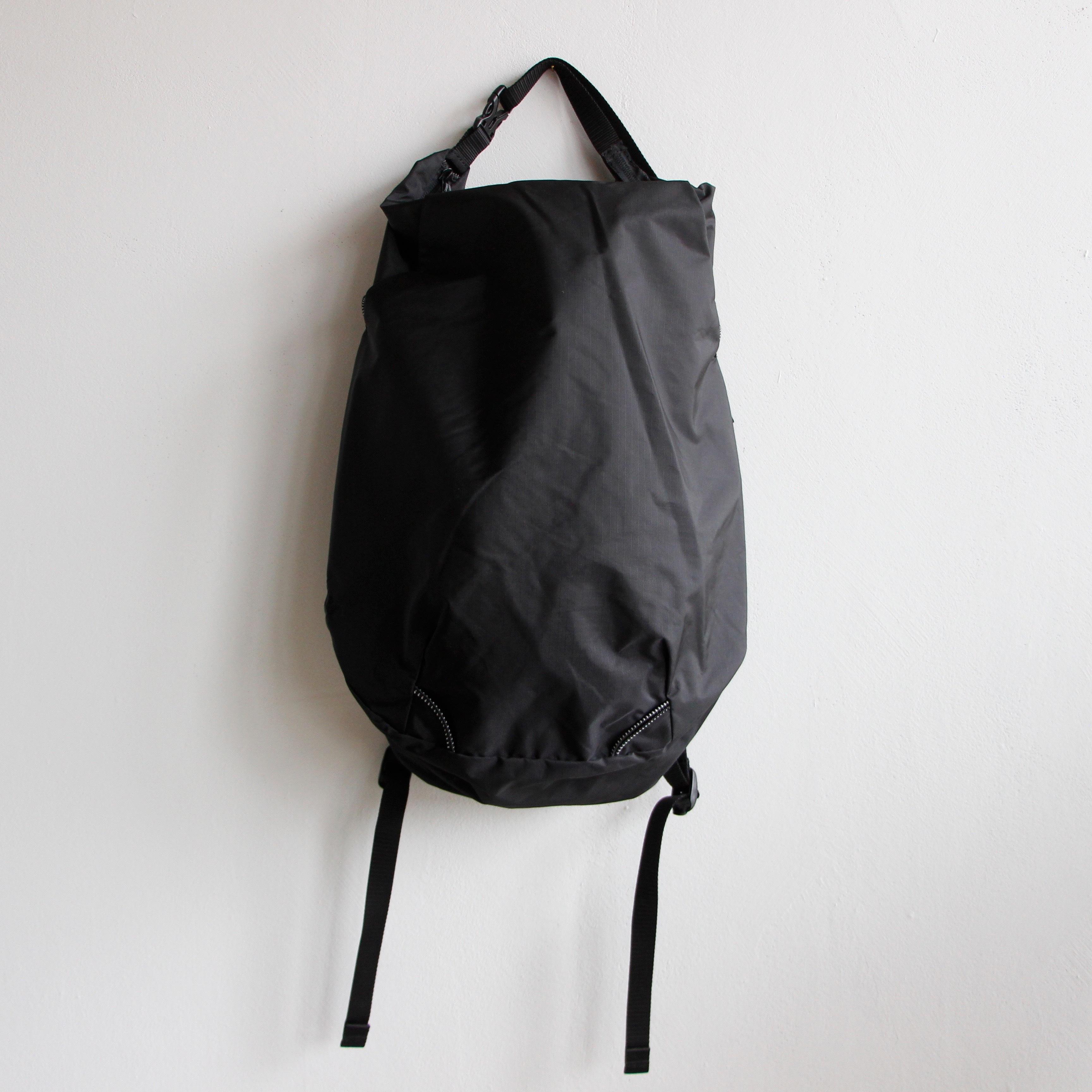 《MOUNTEN. 2020SS》2way daypack / black