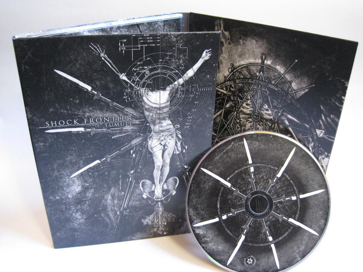 Shock Frontier - Tumult CD - 画像2
