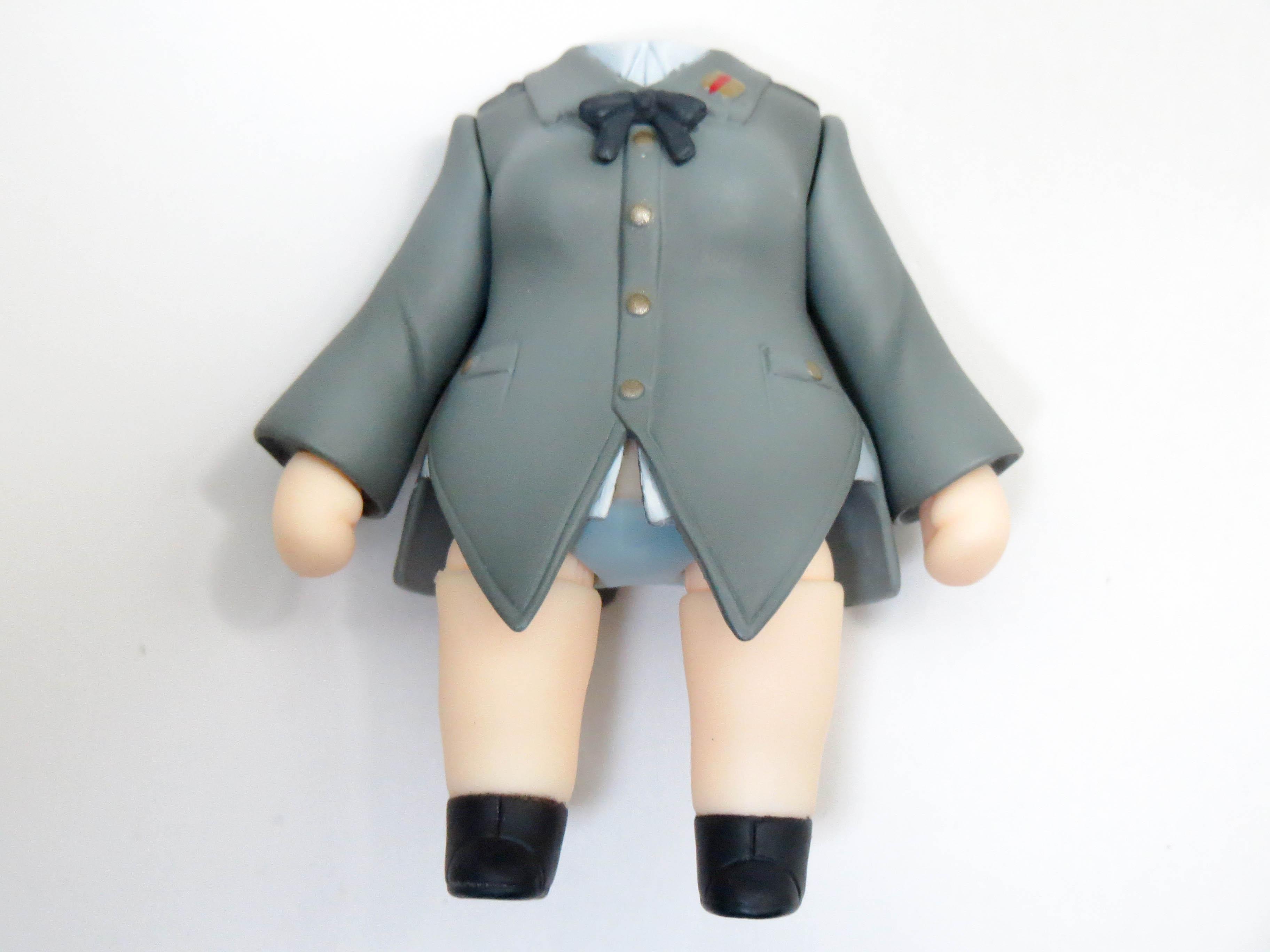 【259】 ゲルトルート・バルクホルン 体パーツ 戦闘服 ねんどろいど