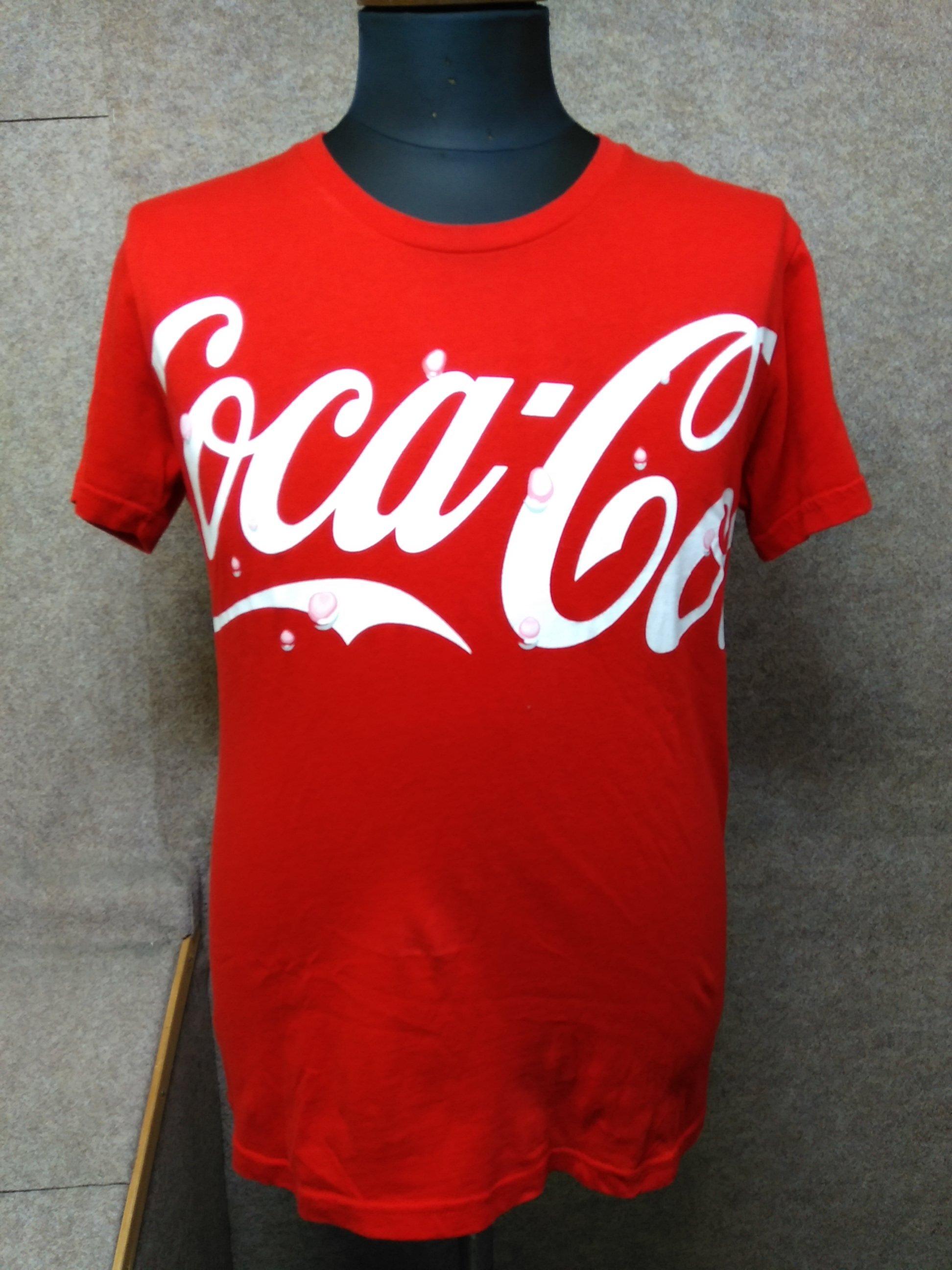コカ・コーラ × ビームス BEAMS Tシャツ M u1320j