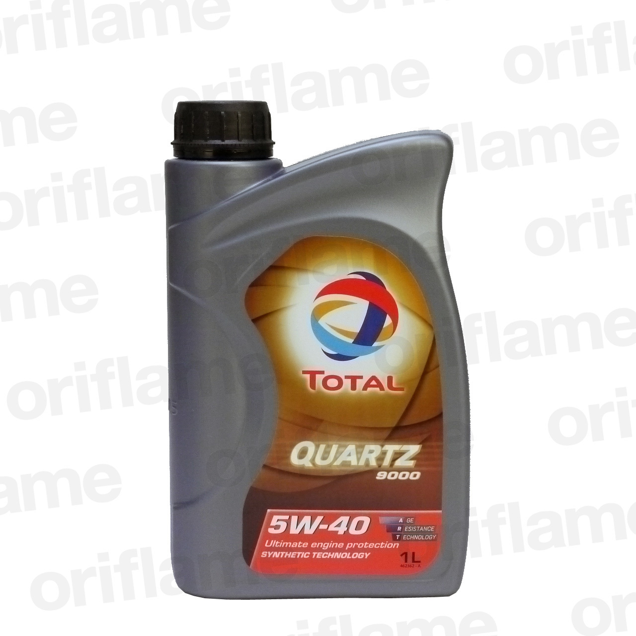 トタル・クォーツ9000 5W-40 エンジンオイル 1L