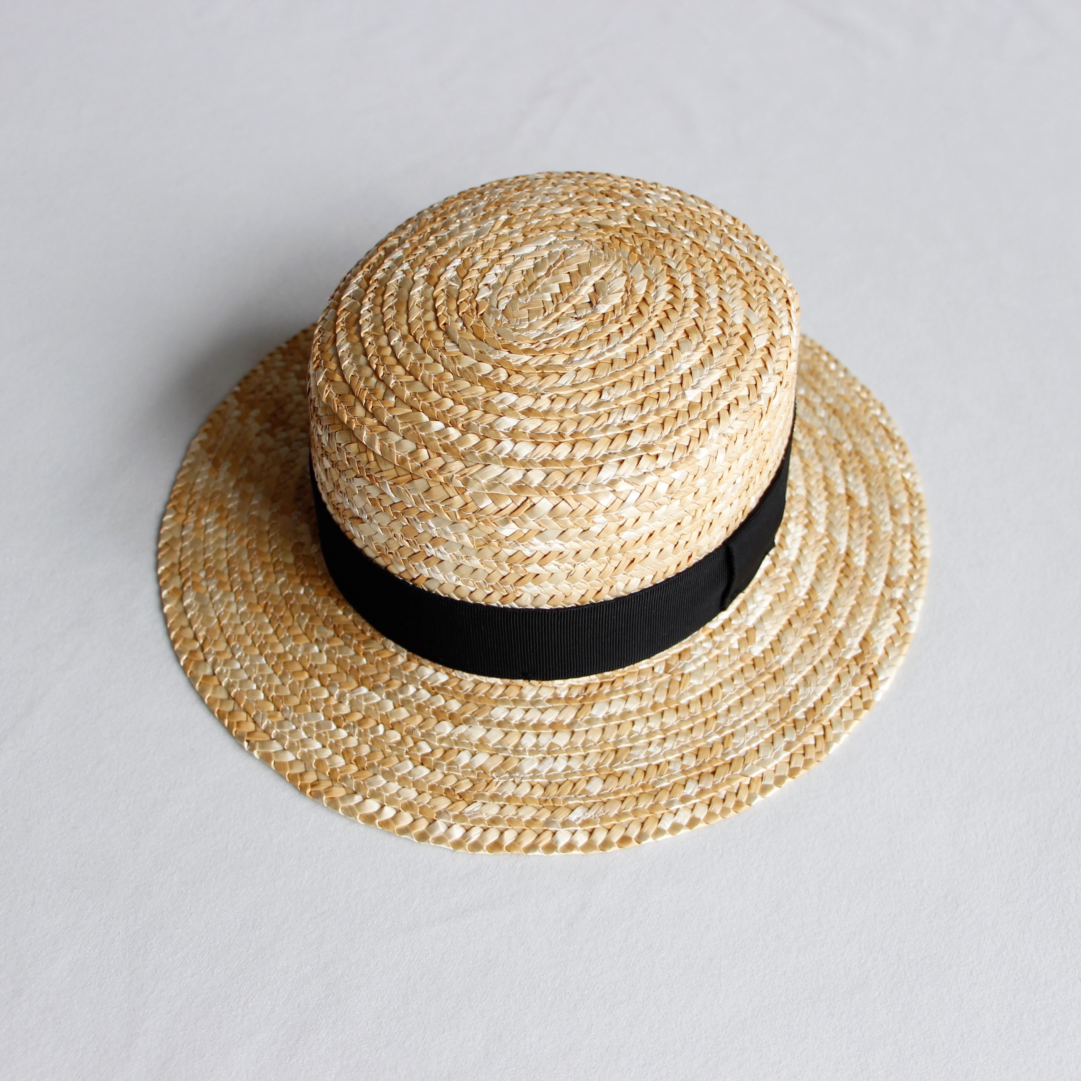 《Willys》CANOTIER カンカン帽 / 50-56cm