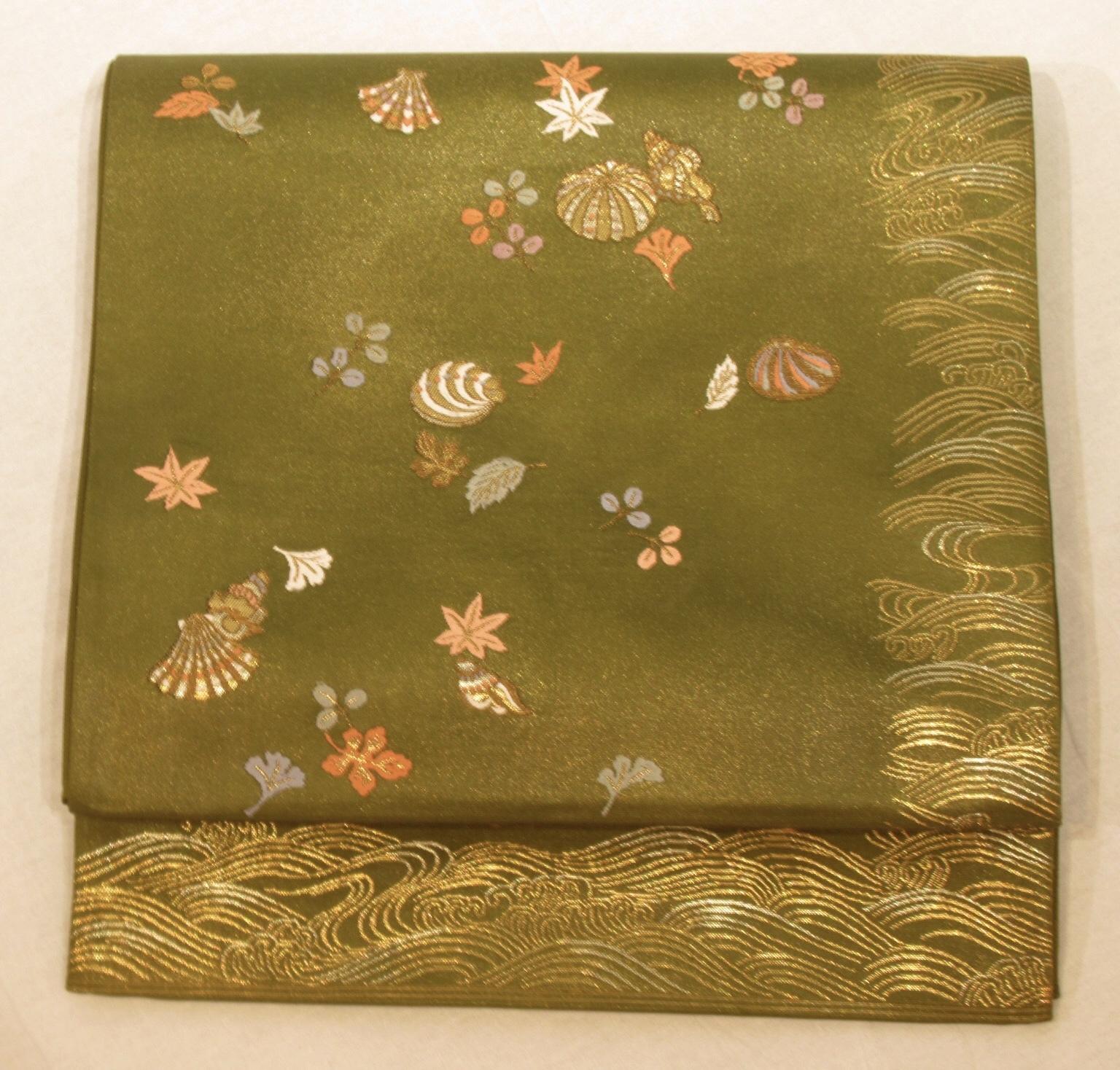 O−223洒落袋帯花井幸子