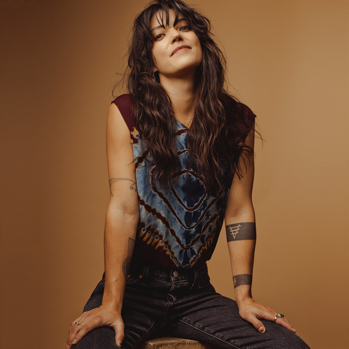 Sharon Van Etten / Remind Me Tomorrow(Ltd Clear Blue LP)
