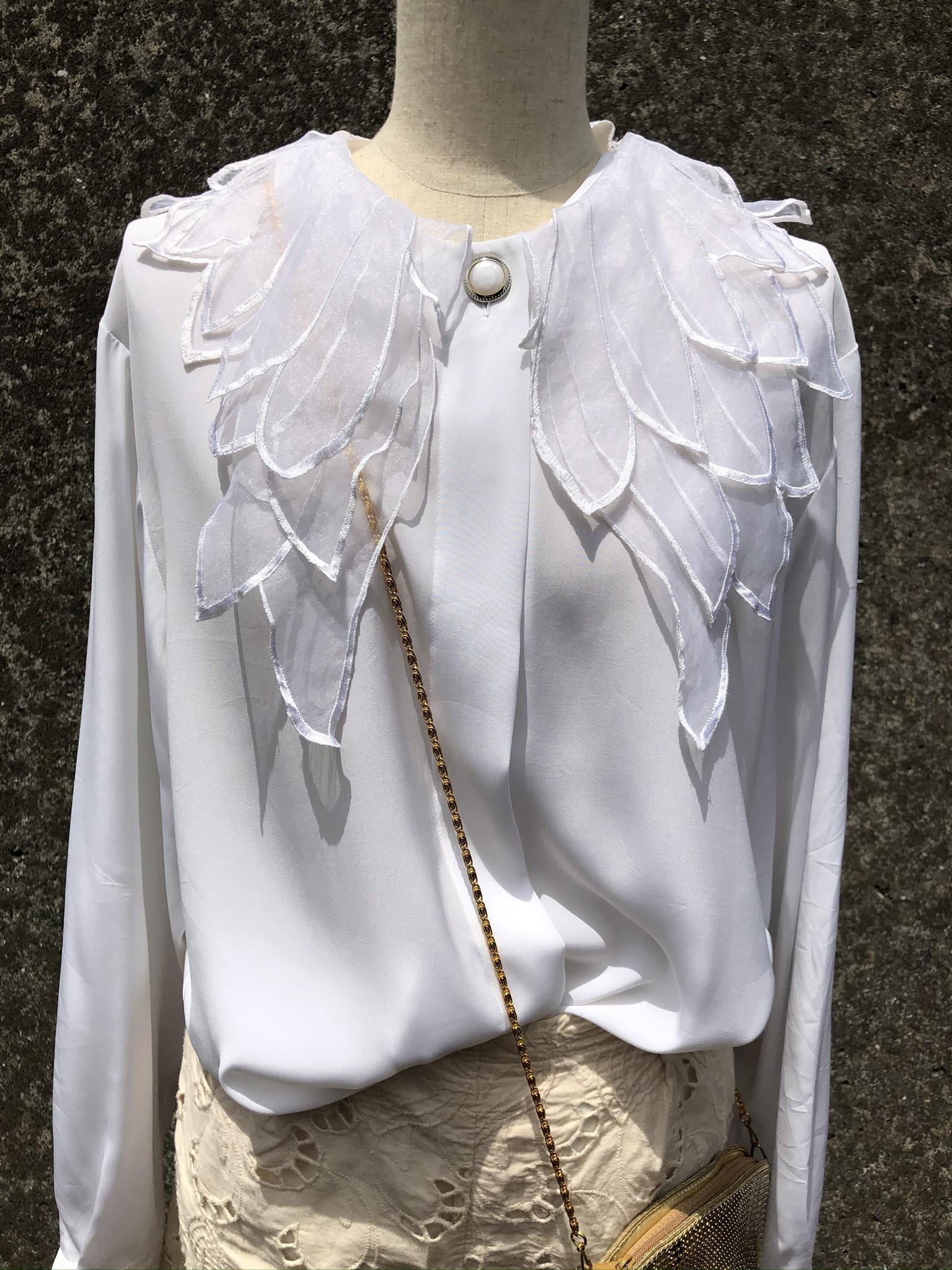 neck design shirt