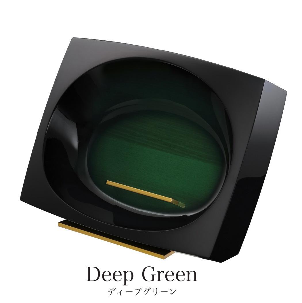 「COAT&ECHO」Deep Green