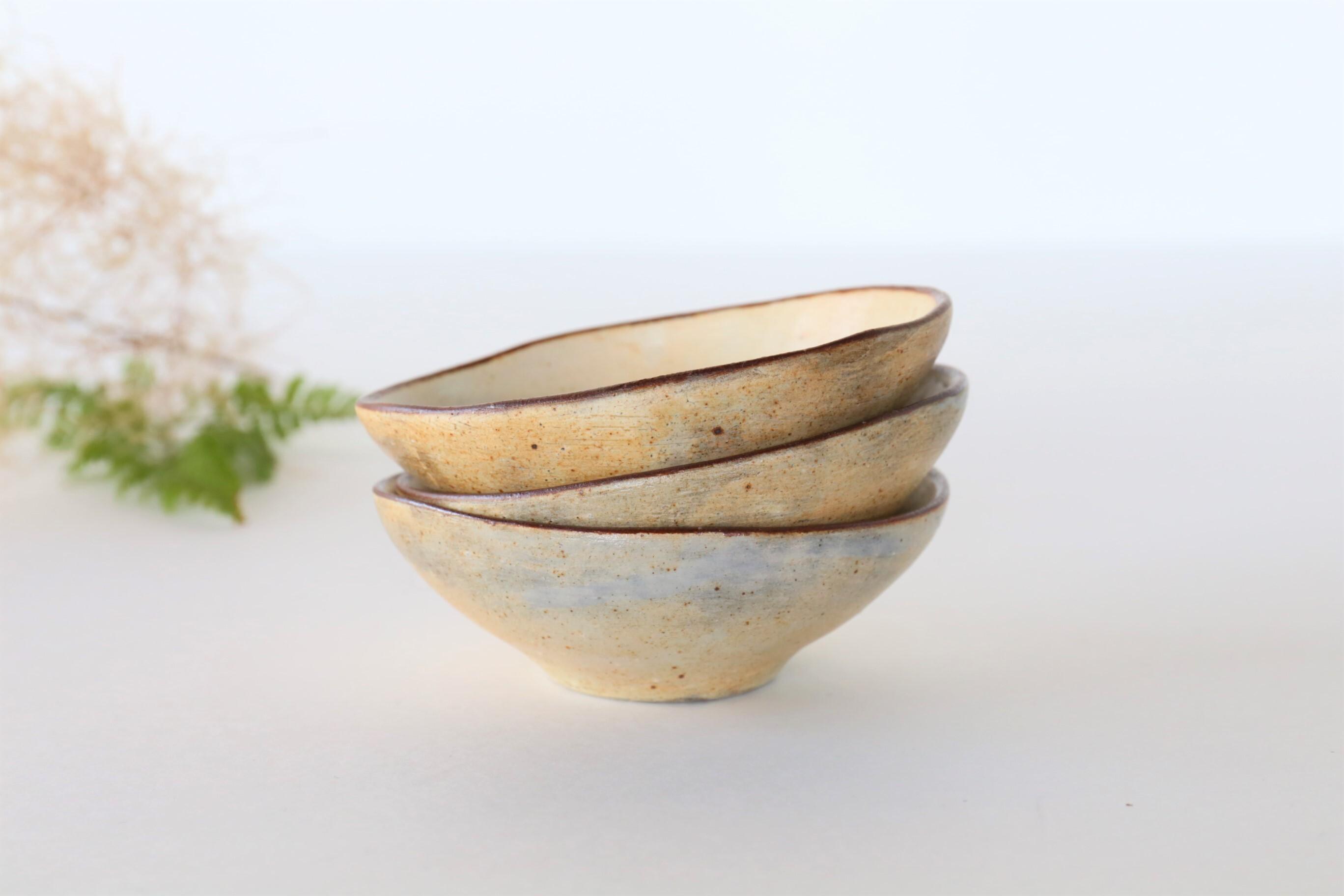 くにさきかたち工房 キナリ・楕円皿(小)