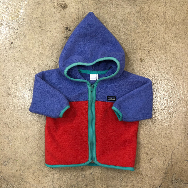 PATAGONIA #Fleece Food Jacket 1T