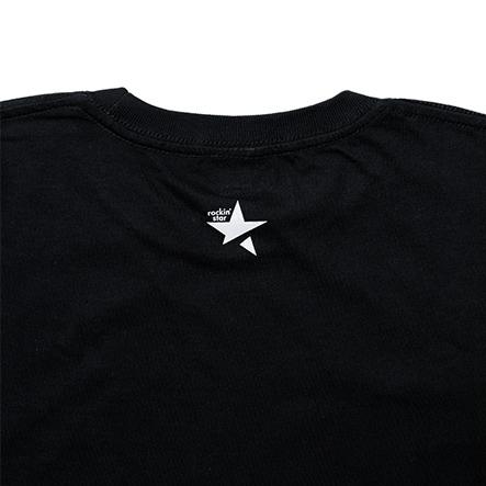 ナナカワ描き下ろし 吽 (AUDIENCE)  BLACK  / rockin'star ( ロッキンスター )