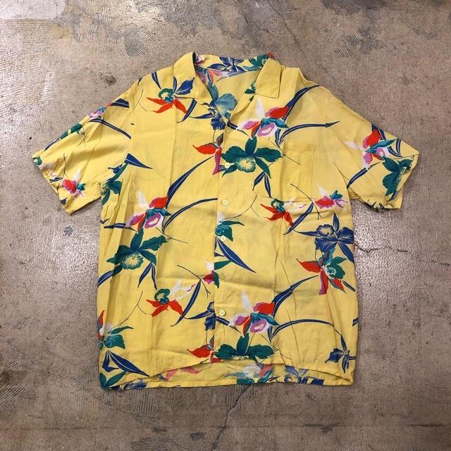 Printed Aloha Shirts