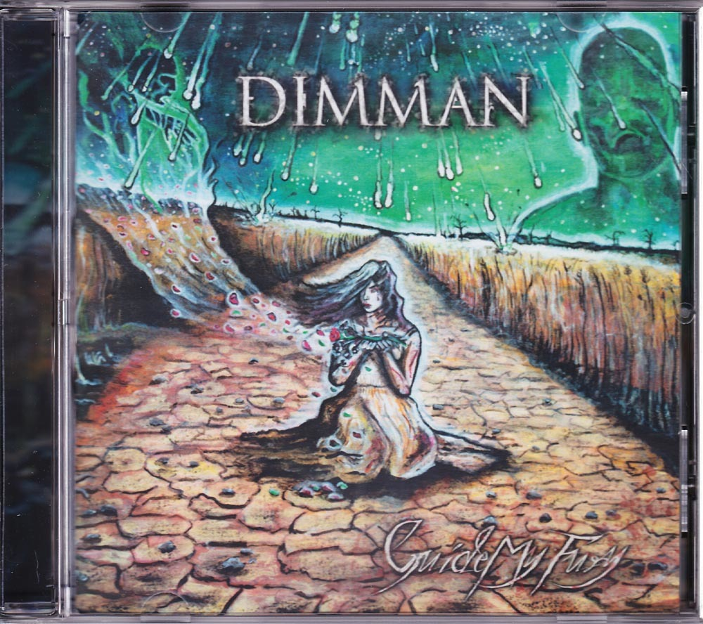 DIMMAN 『Guide My Fury』
