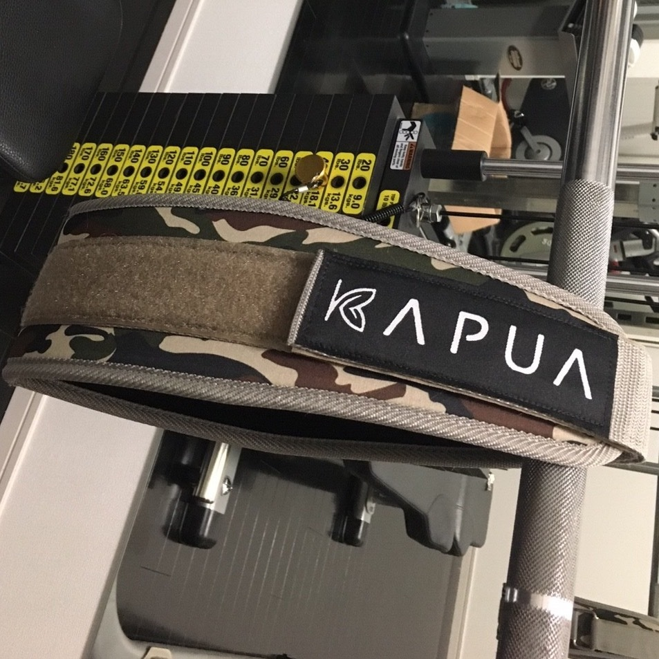 KAPUA original Weightlifting Belt