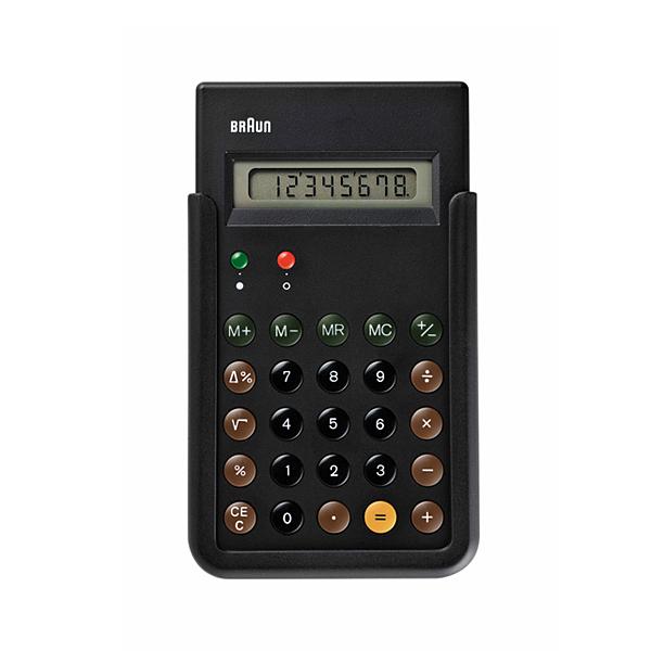 BRAUN 電卓