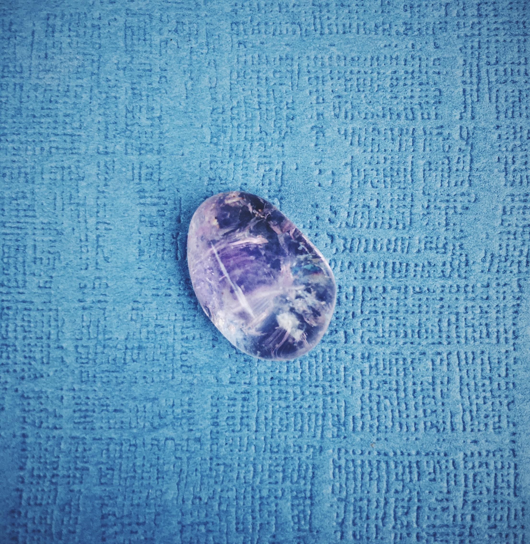 amethyst 〜守護〜 gemstone