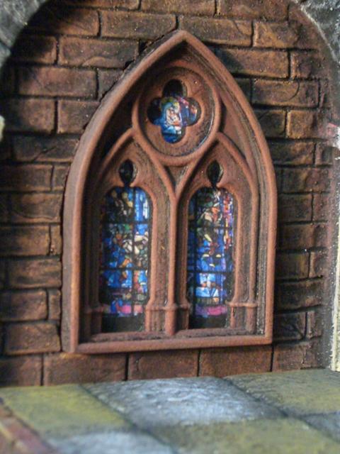 ゴシック様式の大窓(4個セット) - 画像2