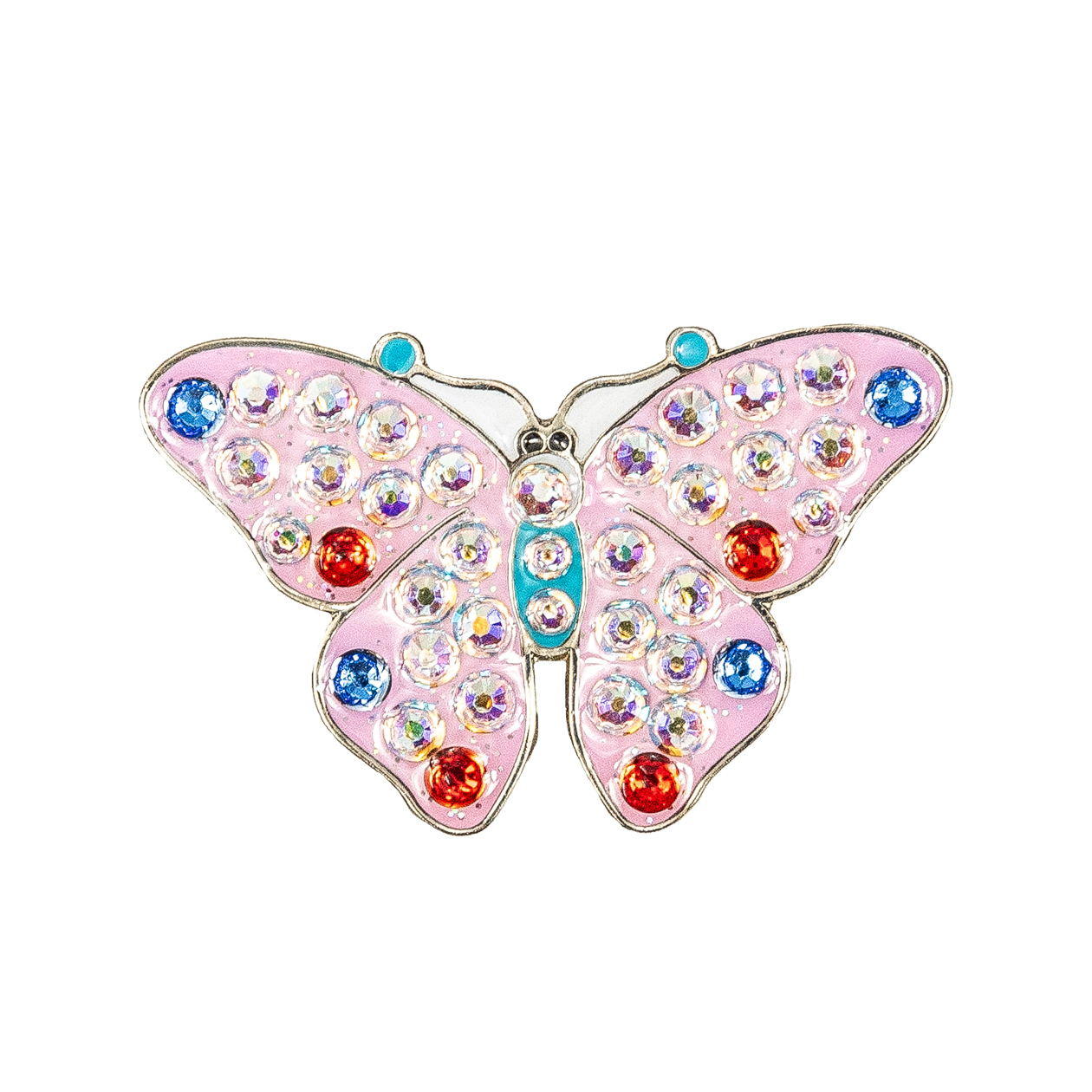 29. Butterfly pink