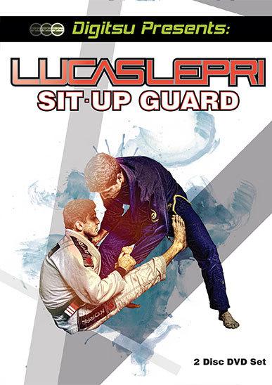 ルーカス・レプリ  シットアップガード  2枚組DVD|ブラジリアン柔術教則DVD
