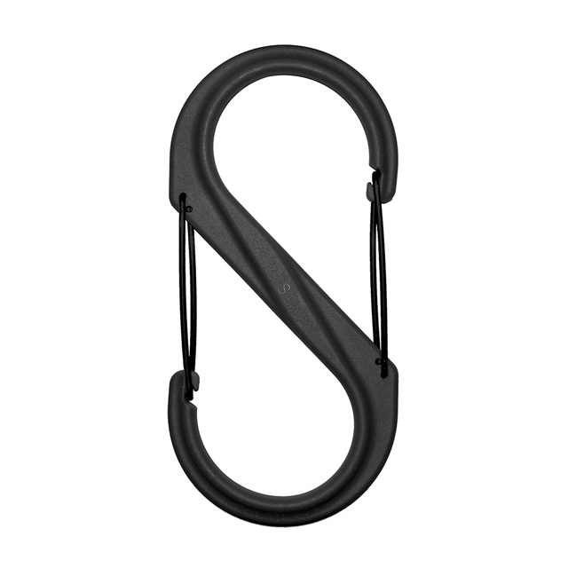 NITE-IZE S-BINER XL Black