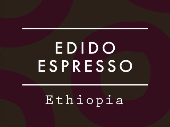 【100g】エチオピア /  EDIDO ESPRESSO
