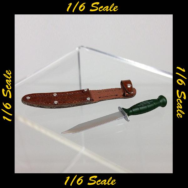 【01269】 1/6 DAMToys スペツナズ ベスラン NR-43 ナイフ