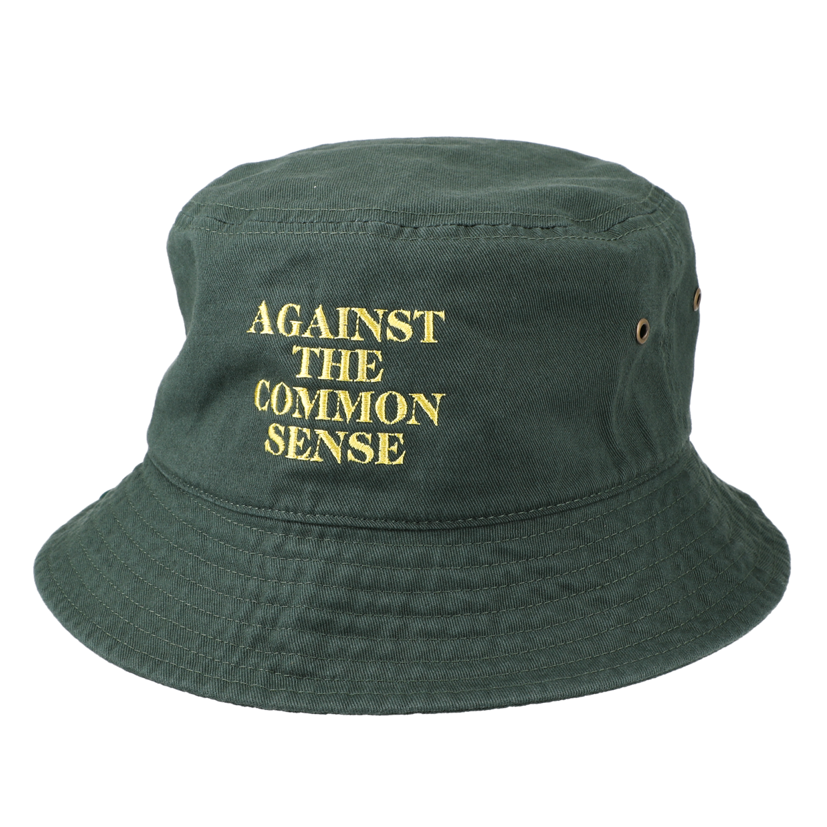 AGAINST LOGO HAT / Green